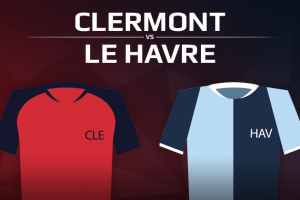 Clermont VS Le Havre Athletic Club
