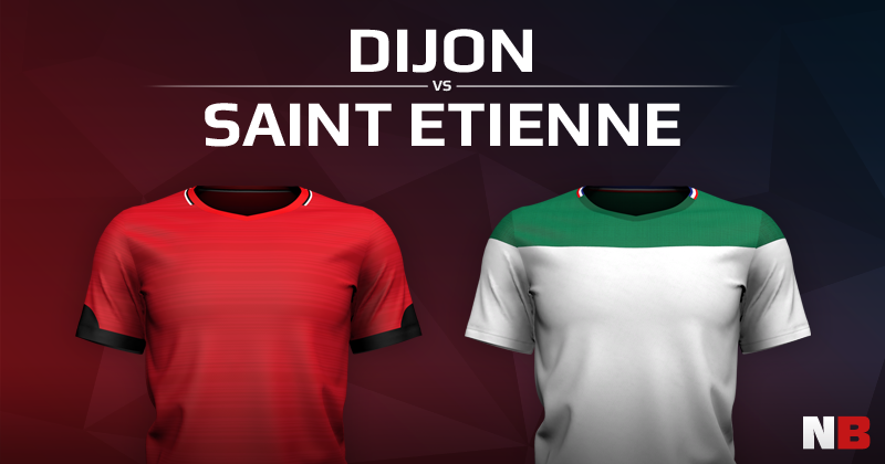 FC Dijon VS AS Saint Etienne