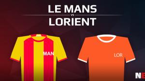 Le Mans FC VS FC Lorient