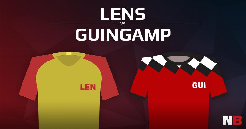 RC Lens VS En Avant Guingamp
