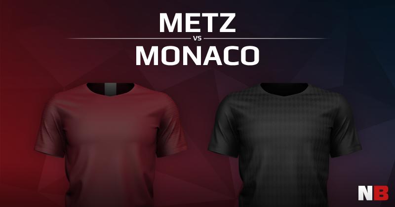FC Metz VS AS Monaco