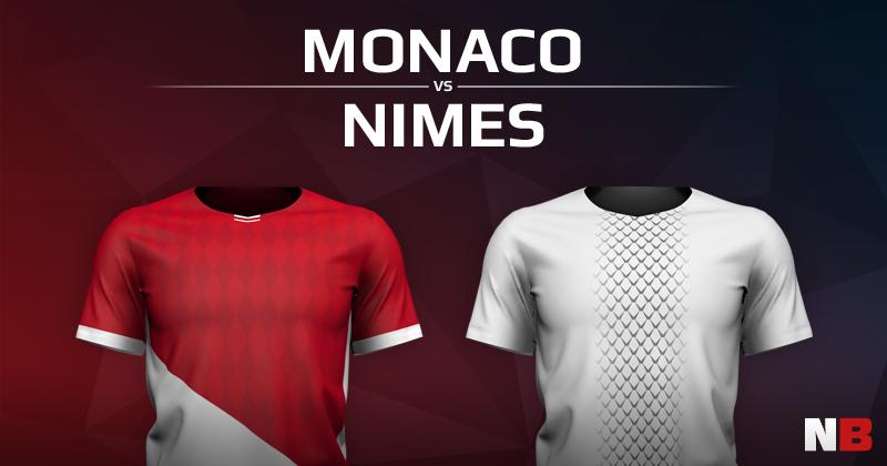 AS Monaco VS Nîmes Olympique