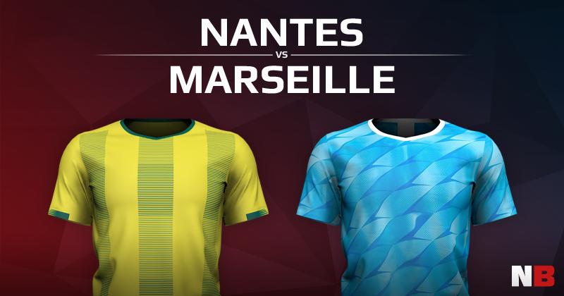 FC Nantes VS Olympique de Marseille