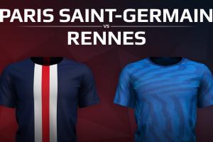 Paris Saint-Germain VS Stade Rennais