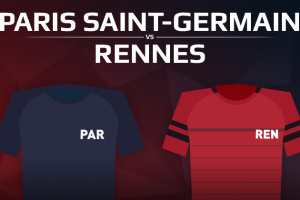 Paris Saint-Germain VS Stade Rennais
