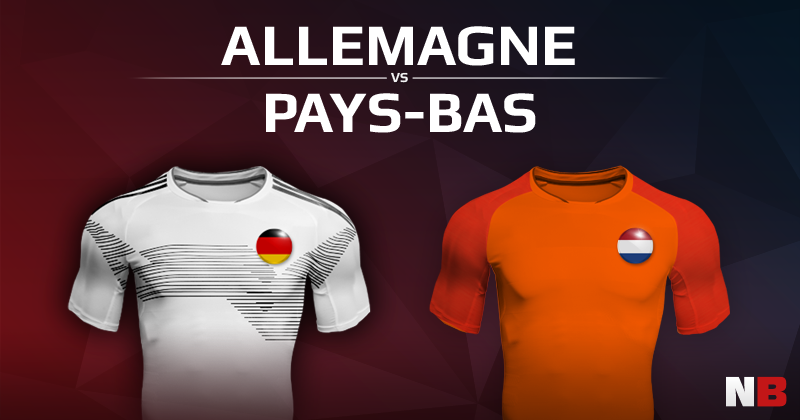 Allemagne VS Pays-Bas