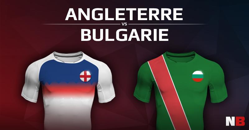 Angleterre VS Bulgarie