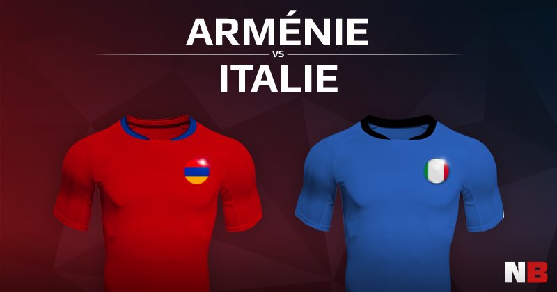 Arménie VS Italie
