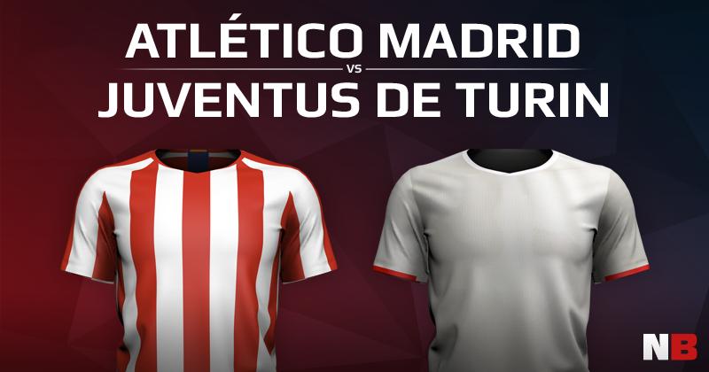 Atlético Madrid VS Juventus de Turin