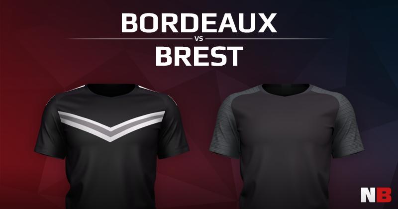 Girondins de Bordeaux VS Stade Brestois 29