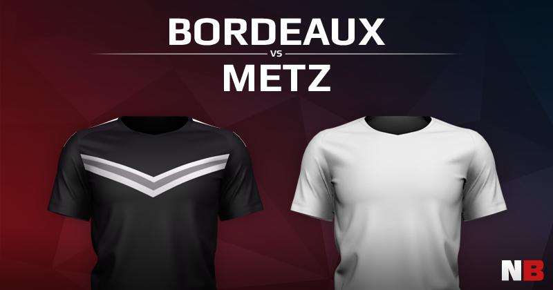 Girondins de Bordeaux VS FC Metz