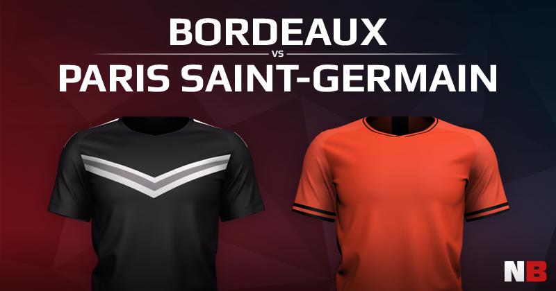 Girondins de Bordeaux VS Paris Saint-Germain
