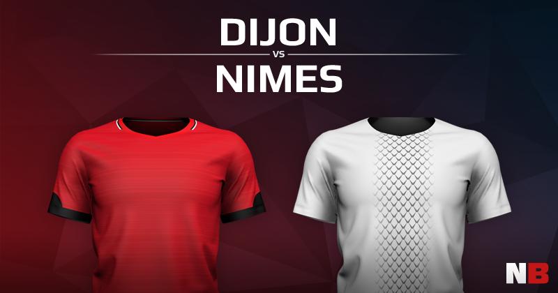 FC Dijon VS Nîmes Olympique