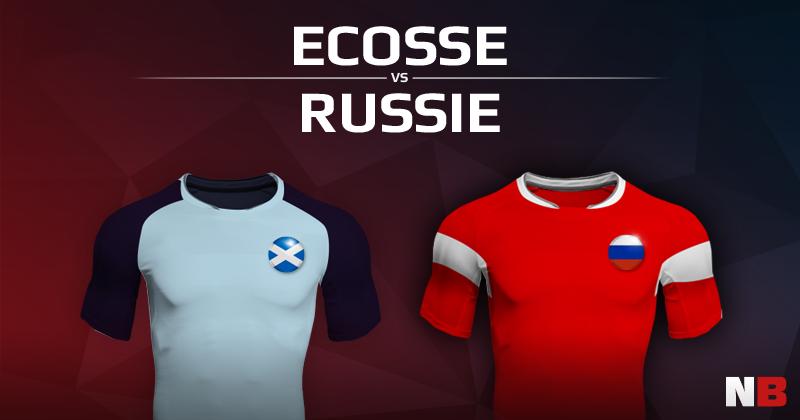 Ecosse VS Russie