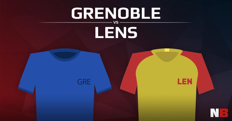 Grenoble Foot 38 VS RC Lens