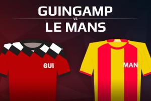 En Avant Guingamp VS Le Mans FC