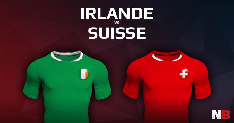 Irlande VS Suisse