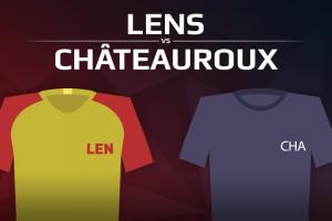 RC Lens VS Châteauroux