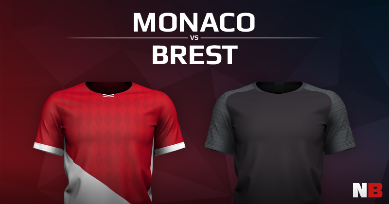 AS Monaco VS Stade Brestois 29