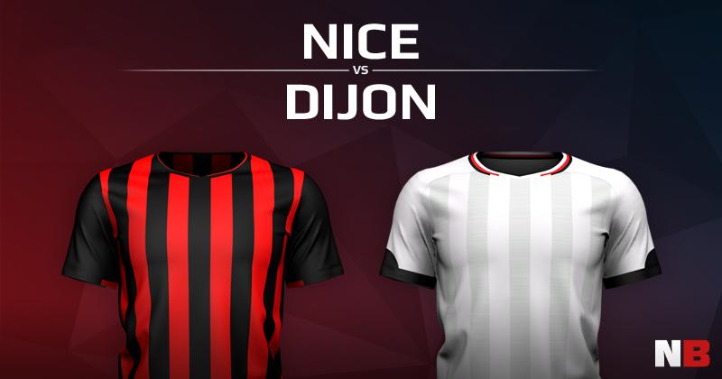 OGC Nice VS FC Dijon