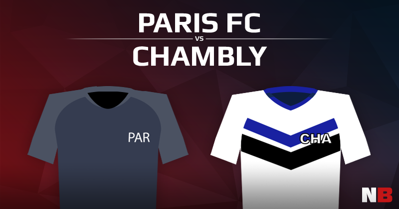 Paris FC VS FC Chambly
