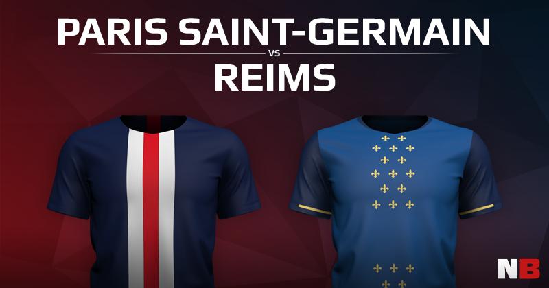 Paris Saint-Germain VS Stade de Reims
