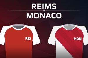 Stade de Reims VS AS Monaco