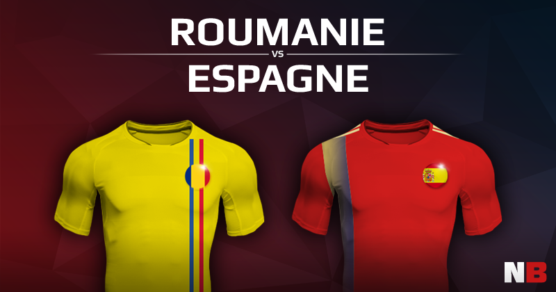 Roumanie VS Espagne