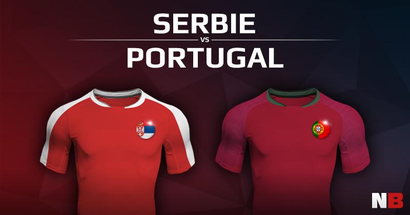 Serbie VS Portugal