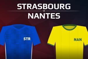 RC Strasbourg VS FC Nantes