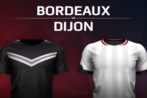 Girondins de Bordeaux VS FC Dijon