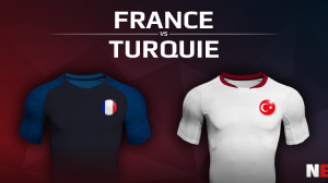 France VS Turquie