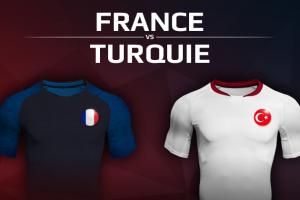 France VS Turquie