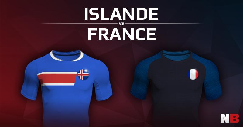 Islande VS France