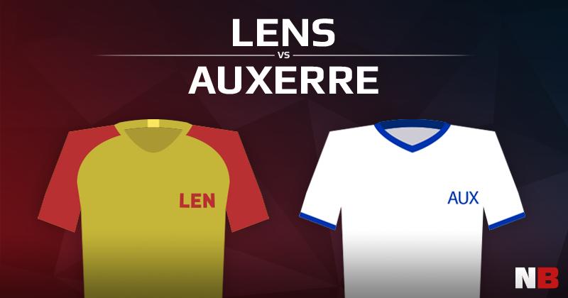 RC Lens VS AJ Auxerre