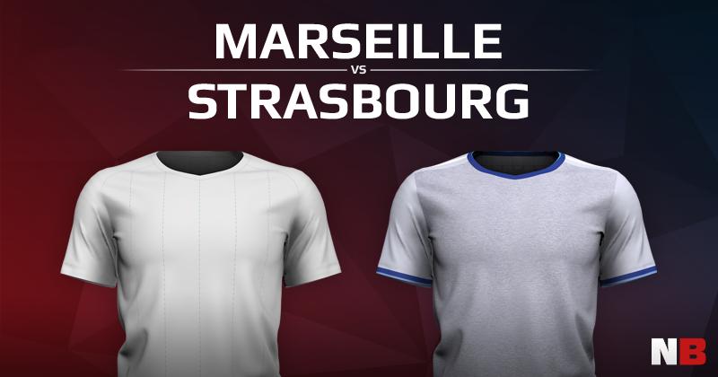 Olympique de Marseille VS RC Strasbourg