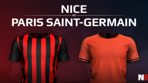 OGC Nice VS Paris Saint-Germain