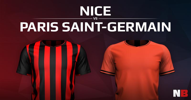 OGC Nice VS Paris Saint-Germain