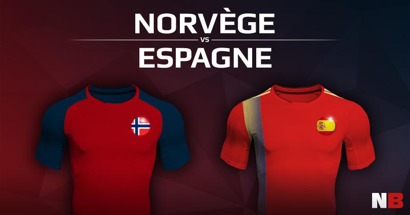 Norvège VS Espagne