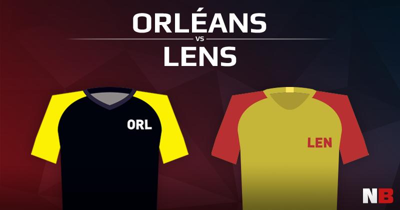 US Orléans VS RC Lens