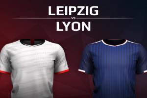 RB Leipzig VS Olympique Lyonnais