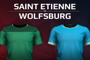 AS Saint Etienne VS VfL Wolfsburg