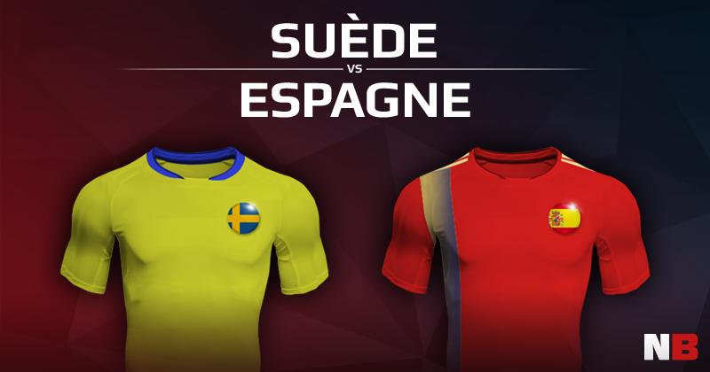 Suède VS Espagne