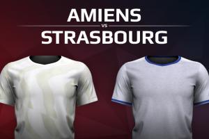 SC Amiens VS RC Strasbourg