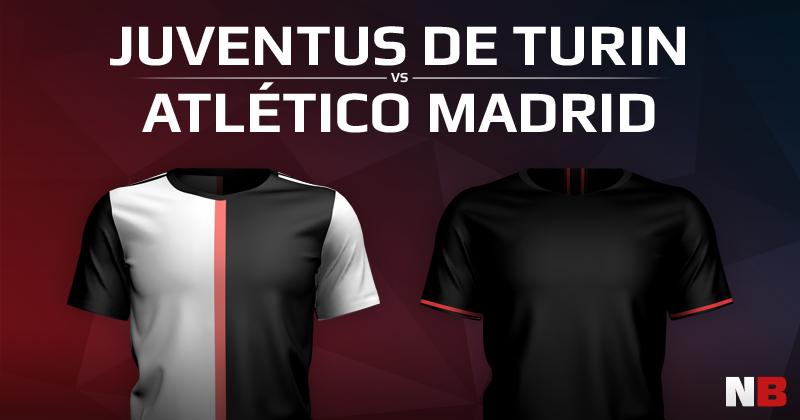Juventus de Turin VS Atlético Madrid
