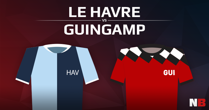 Le Havre Athletic Club VS En Avant Guingamp