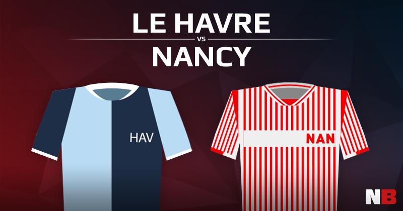 Le Havre Athletic Club VS AS Nancy Lorraine