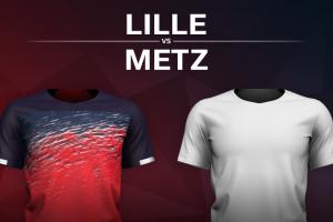Lille VS Metz