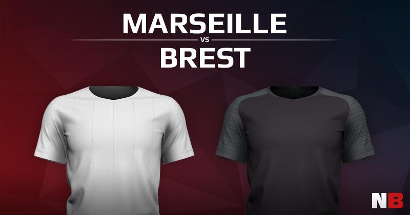 Olympique de Marseille VS Stade Brestois 29