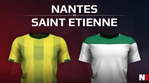 FC Nantes VS AS Saint Etienne